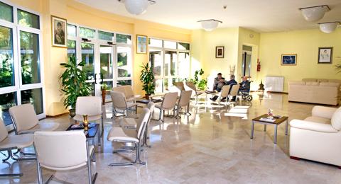Casa di riposo villa s maria la struttura for Arredamenti case di riposo